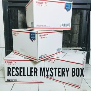 Reseller mystery box free people anthropologie
